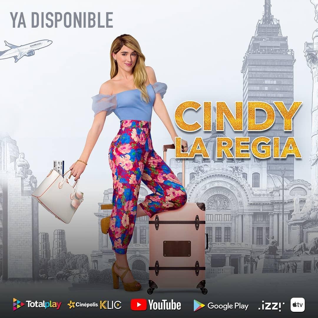 Cindy La Regia promo