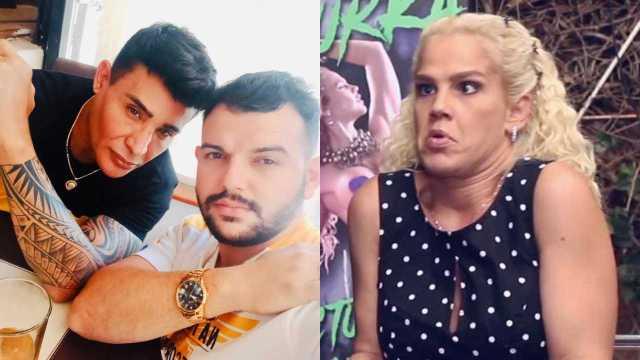 Eduardo Antonio, ex de Niurka, sale del clóset y se casa con su novio