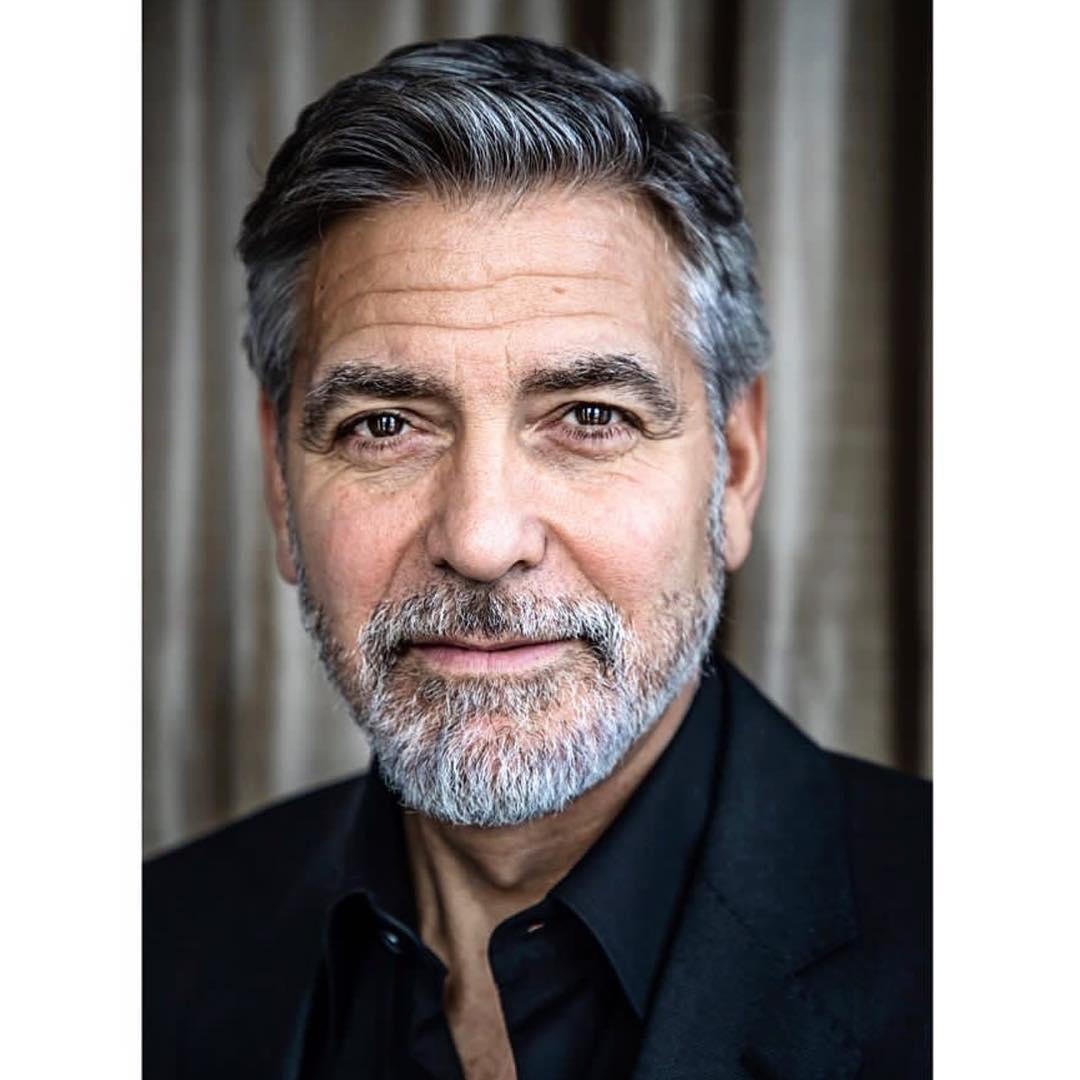 George Clooney fue hospitalizado tras someterse a dieta estricta para bajar 11 kilos para The Midnight Sky