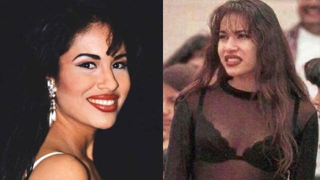 Gloria de la Cruz doble de Selena