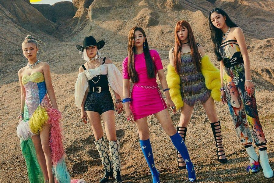 ITZY: Mejores Grupos de K-Pop 2020