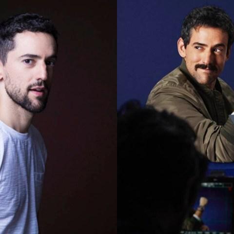Luis Gerardo Méndez se estrena como productor en el cine