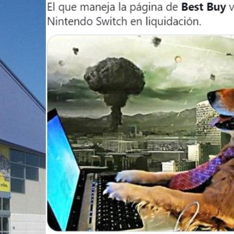 Memes best buy liquidación