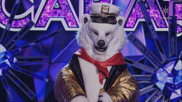 Oso Polar Gran Final ¿Quién es la Máscara? 2020