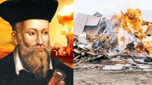 Profecías Nostradamus 2021