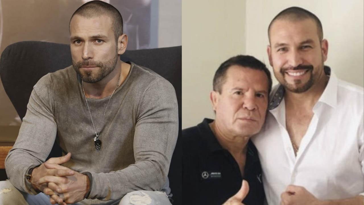 Rafael Amaya rompre el silencio sobre sus adicciones y como fue su rehabilitación