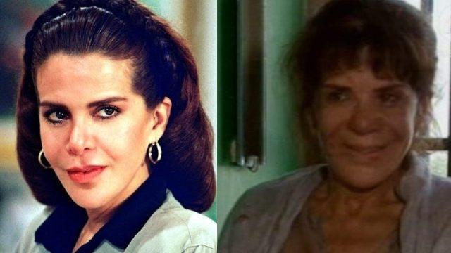 Renata Flores, actriz de Rosa Salvaje, reaparece tras revelar que vive en la calle