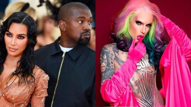 Kanye West y Jeffree Star relación