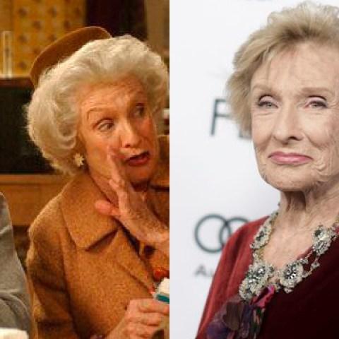 Cloris Leachman, actriz, perdió la vida a los 94 años