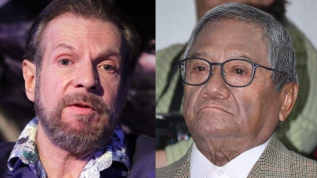 Alejandro Tomassi jura que ocultaron la muerte de Armando Manzanero