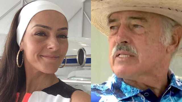 Arath de la Torre revela dónde está la hija de Andrés García, Andrea