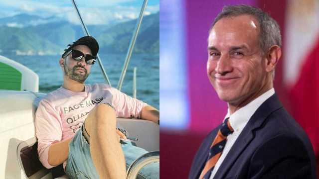 Chumel Torres critica a López-Gatell por sus vacaciones; le recuerdan viaje a Puerto Vallarta
