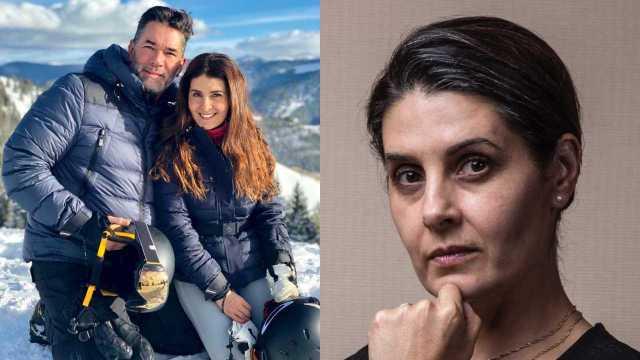 Critican a Eduardo Santamarina y Mayrín Villanueva por su relación