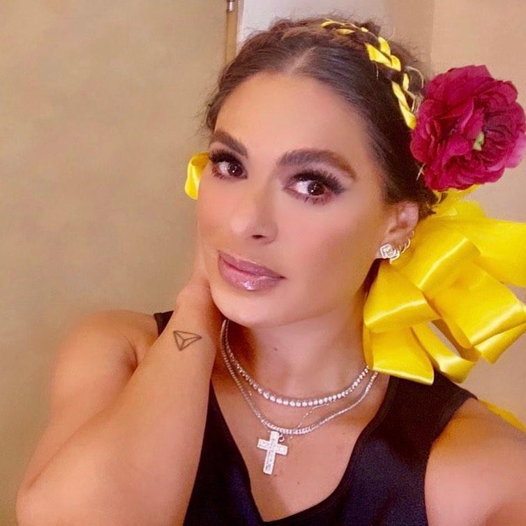 Tras ser suspendida de Twitter, Galilea Montijo defiende a Paty Navidad