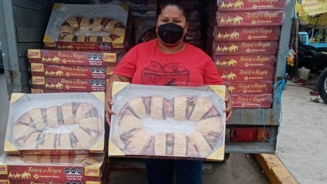 Lady roscas nace en México