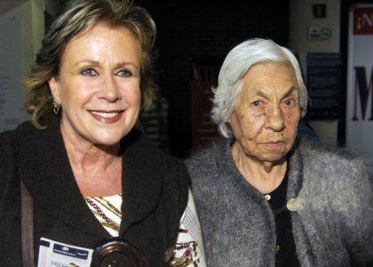 Laura Zapata celebrará el cumpleaños 103 de su abuela