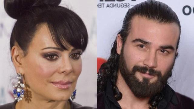 """Maribel Guardia se defiende de José Luis Reséndez tras llamarla """"Mumm-Ra"""" por su edad"""