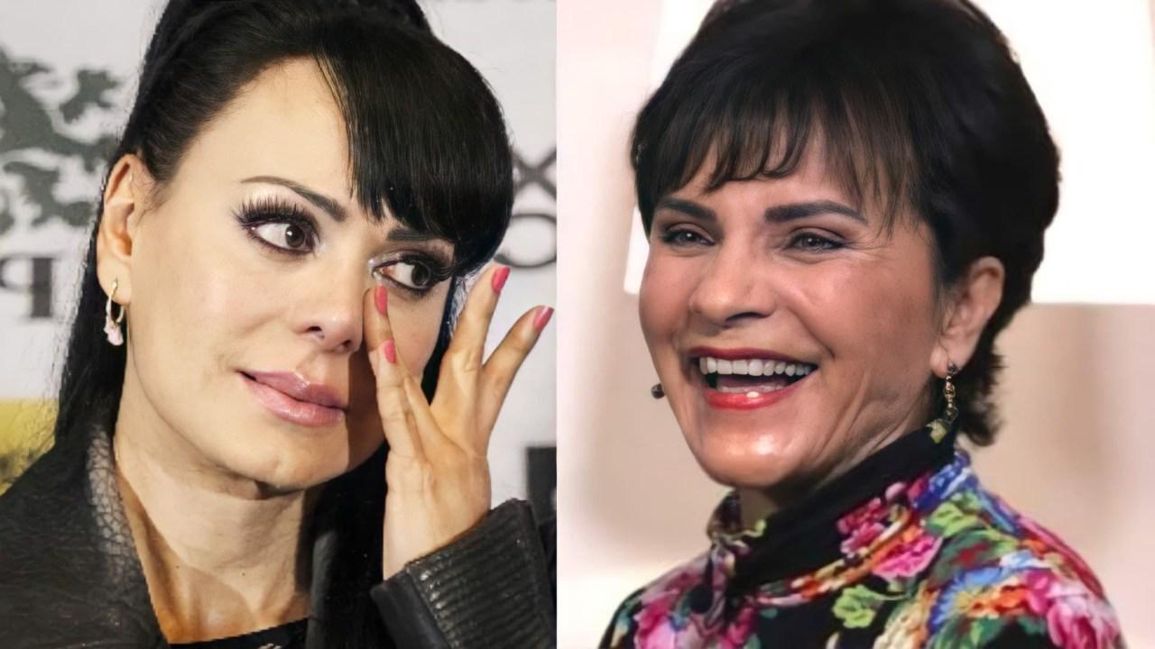 Maribel Guardia se enteró de la infidelidad de Joan Sebastian gracias a 'Ventaneando'