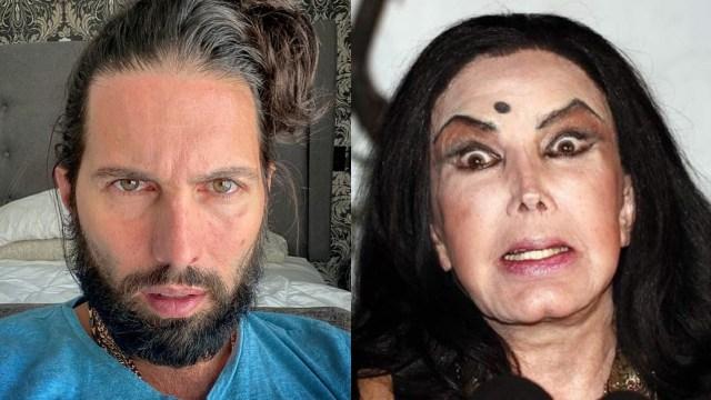 Poncho de Nigris confiesa que usó a Irma Serrano por publicidad