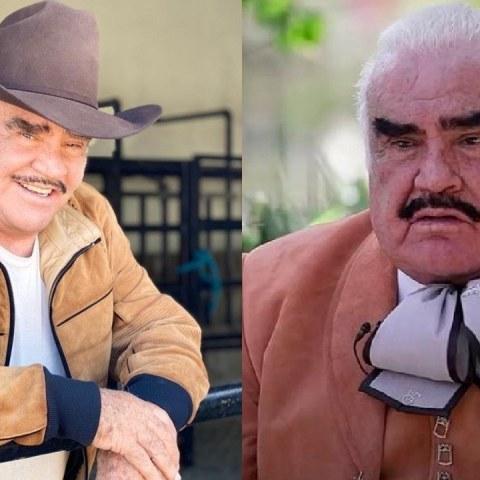 Vicente Fernández meme