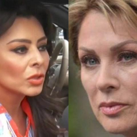 """Yadhira Carrillo asegura que Leticia Calderón llegó """"morada"""" al hospital por Covid-19"""
