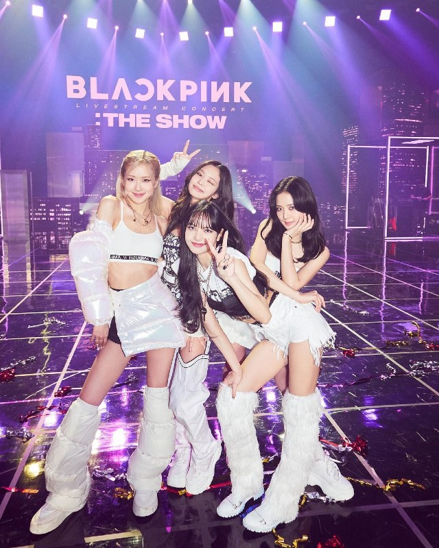 BLACKPINK récord de ventas con THE SHOW
