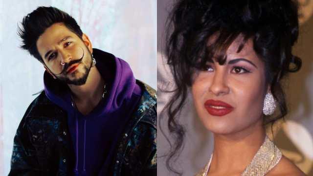 Camilo y Selena Quintanilla
