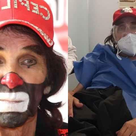 Cepillín es hospitalizado de emergencia y pide donaciones para pagar