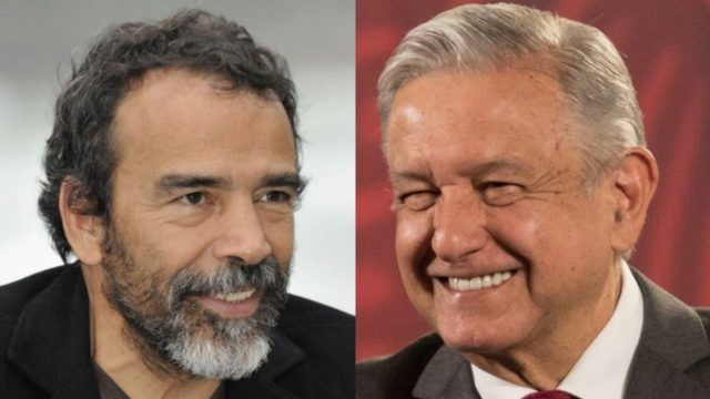 """Damián Alcázar asegura que sin AMLO """"ya hubiéramos doblado muertes"""" por Covid"""