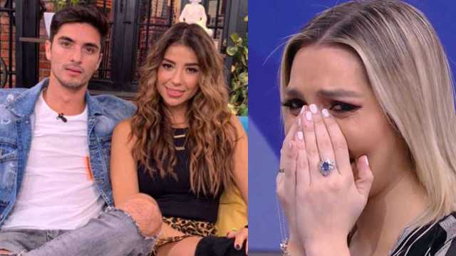 """Ferka y Christian Estrada anuncian su embarazo: """"vamos a ser papás"""""""