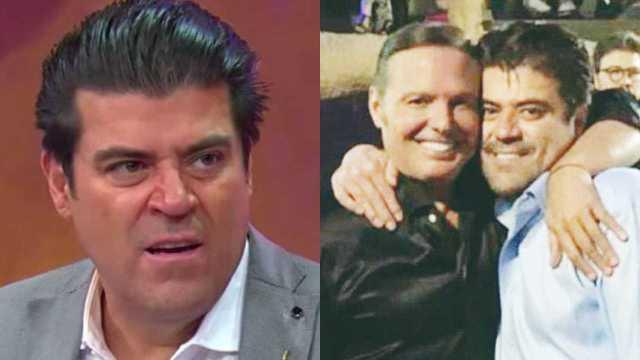 """Jorge """"El Burro"""" Van Rankin revela por qué se peleó con Luis Miguel"""