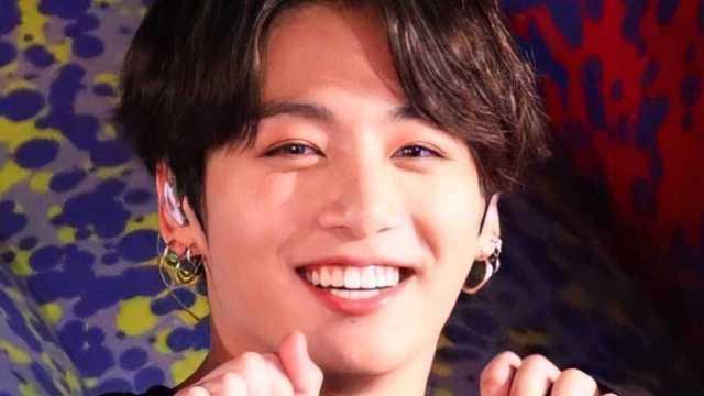 Jungkook, el maknae de BTS cambia de look