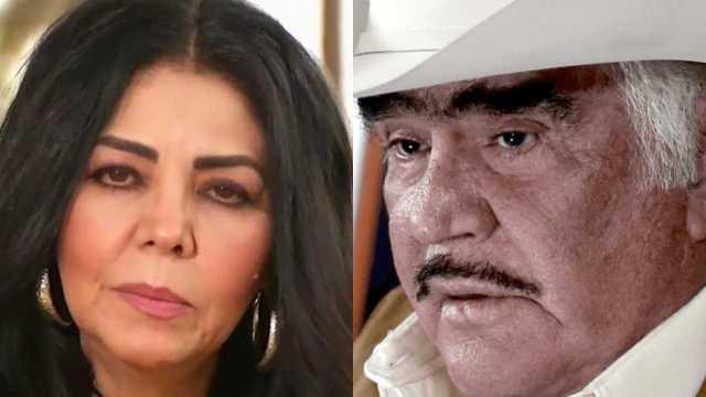 Lupita Castro revela si denunciará a Vicente Fernández por abuso