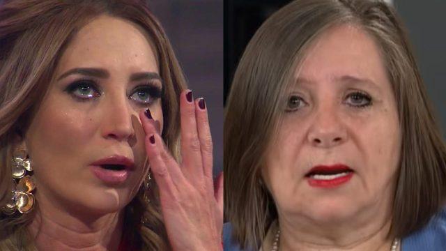 Mamá de Geraldine Bazán revela que su hija sufre violencia desde su divorcio con Gabriel Soto