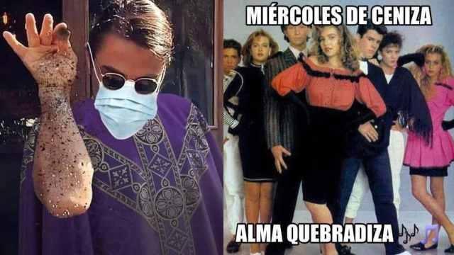 Los mejores memes del Miércoles de Ceniza para dejar de pecar en pandemia