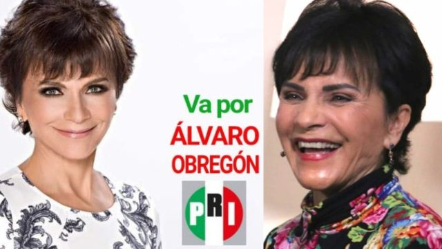 Pati Chapoy aclara si será precandidata del PRI para la Álvaro Obregón