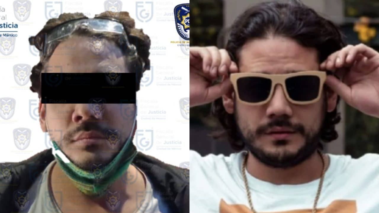 famoso youtuber rix detenido denuncia nath campos