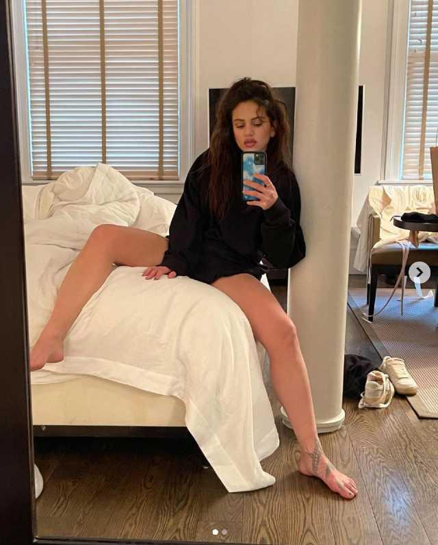 Rosalía foto Instagram