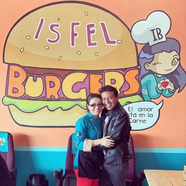 Isfel Burgers