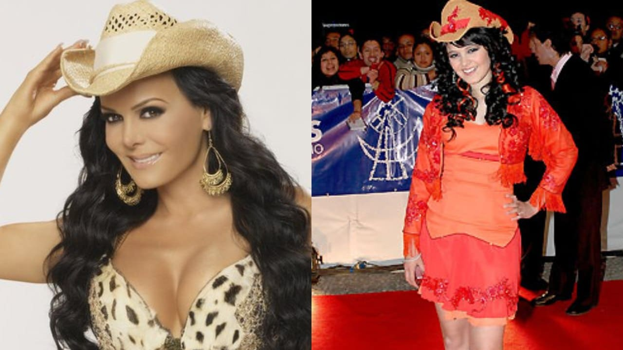 Tiempos memorables con Maribel Guardia y Allison Lozz
