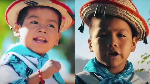 Así luce actualmente Yuawi, niño de la canción de Movimiento Ciudadano