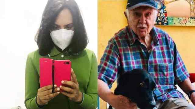 Carmen Madrid asegura que su padre falleció tras vacunarse contra Covid