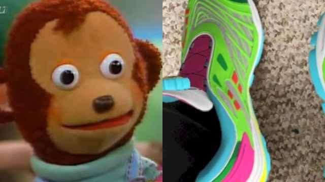 ¿Y estos zapatos para qué sirven?