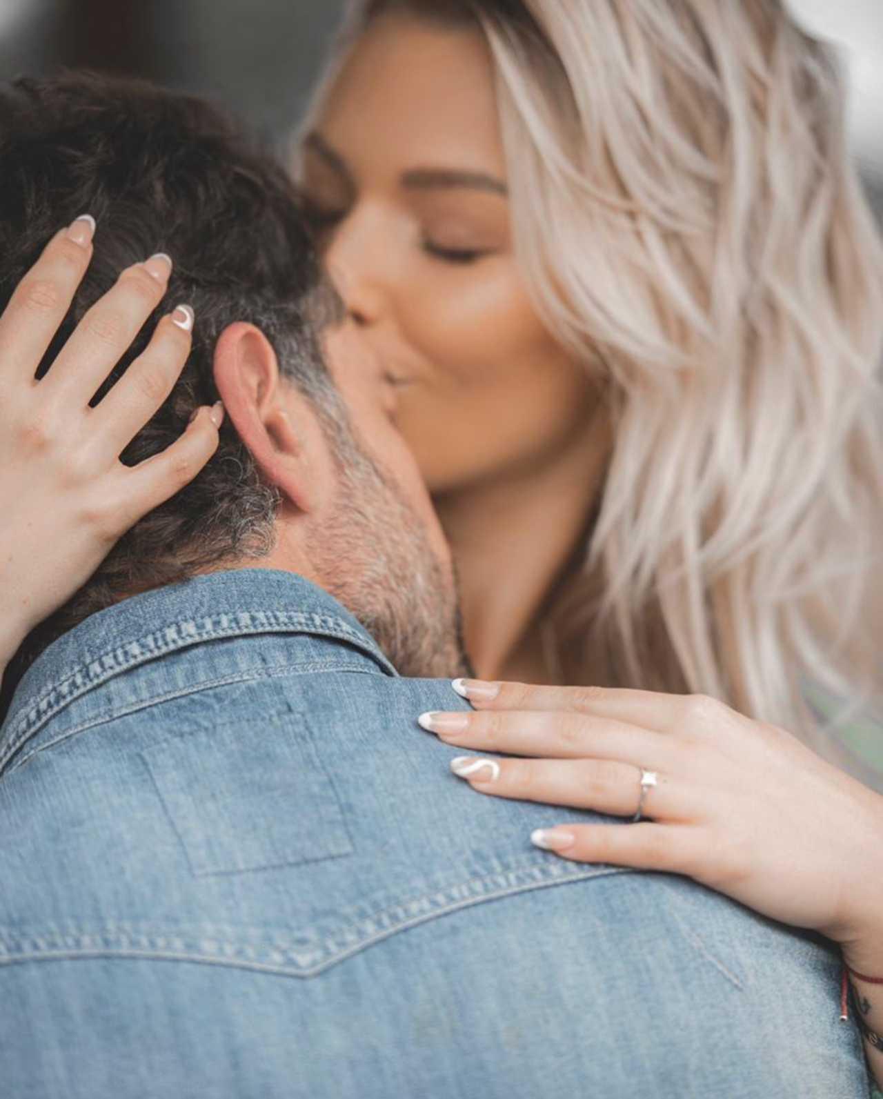 Gabriel Soto y el anillo de compromiso que le dio a Irina Baeva