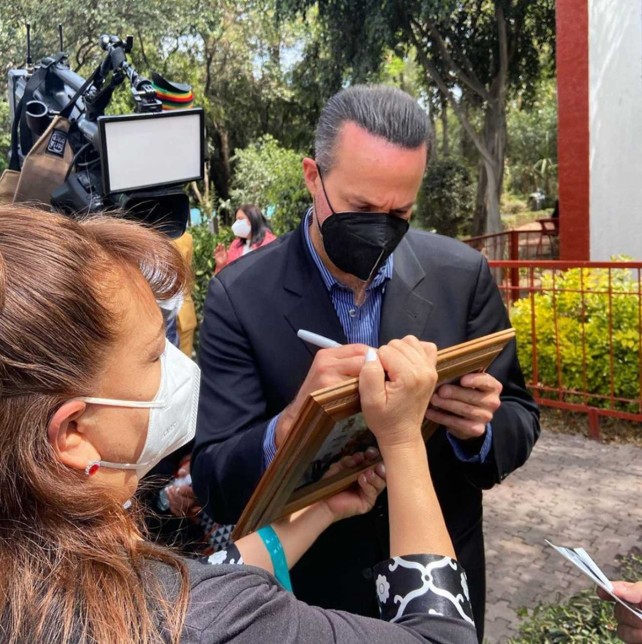José Joel busca ser diputado por Azcapotzalco