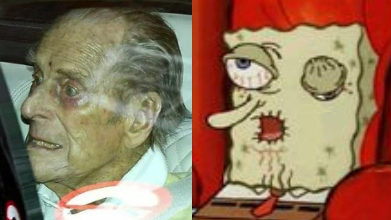 Los mejores memes del príncipe Felipe saliendo del hospital