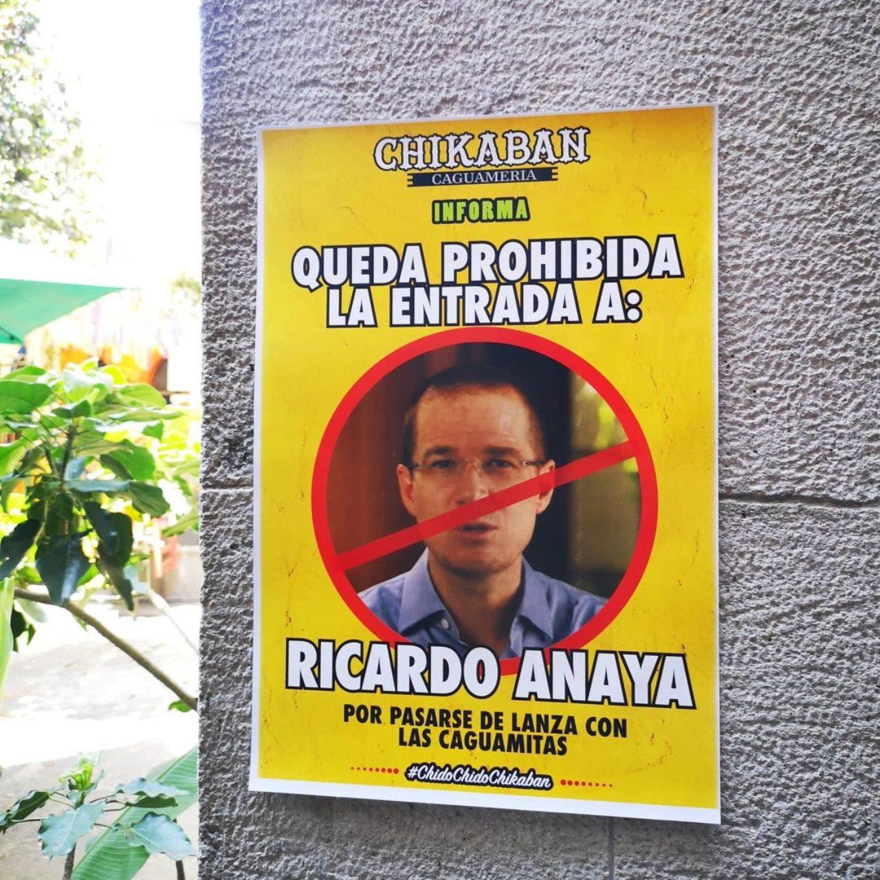 Publicidad de Ricardo Anaya
