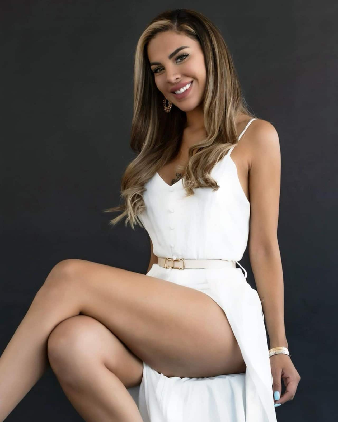 Eleazar Gómez Stephanie Valenzuela famosos responde criticas