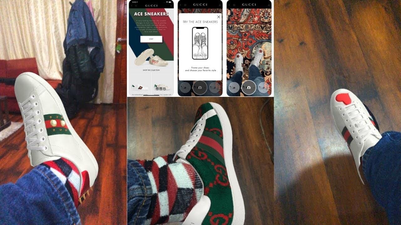 Zapatos virtuales: un sueño