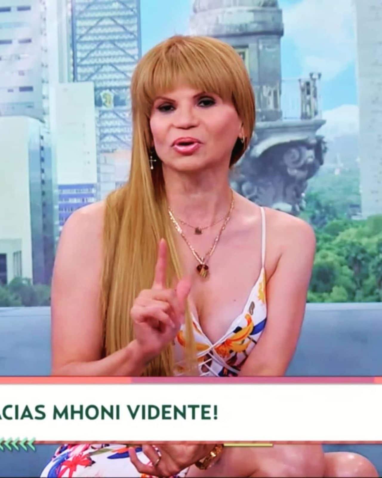 Mhoni Vidente revela predicciones de Luisito Rey